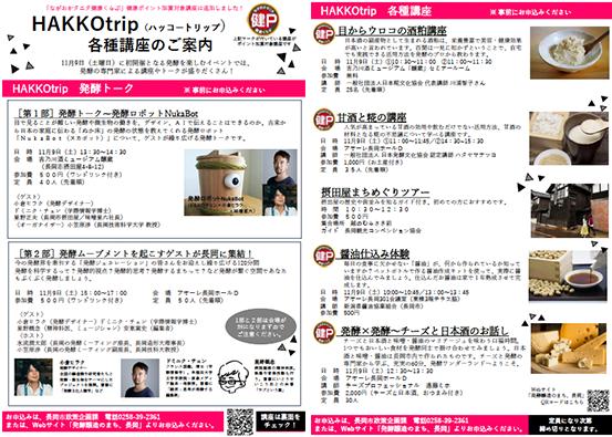 発酵tripイベント詳細